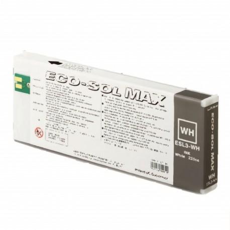 Encre Roland EcoSolMAX White