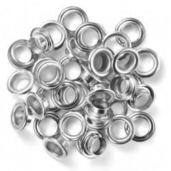 Oeillets métal pour Eyepress Standard et Platinum Duo