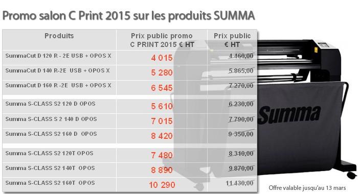 Promo Summa C Print 2015