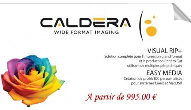 Promotion Caldera